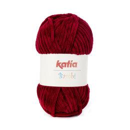 Katia Bambi 327 - Wijnrood