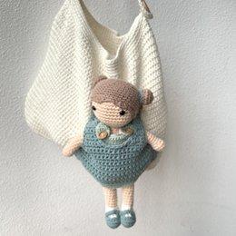 Caro's Atelier Haakpakket Carolientje met tas