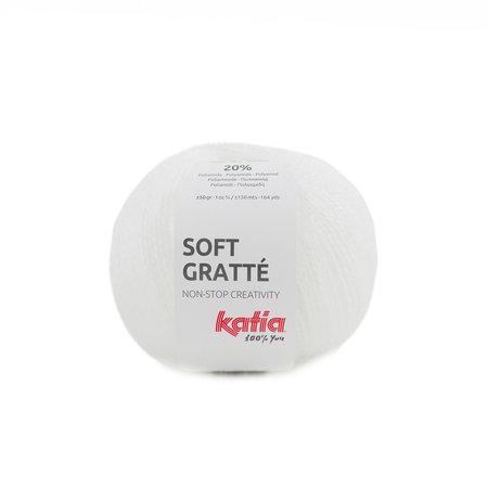 Katia Soft Gratte Wit (60)