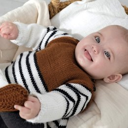 Katia Breipakket Baby Polka Dress