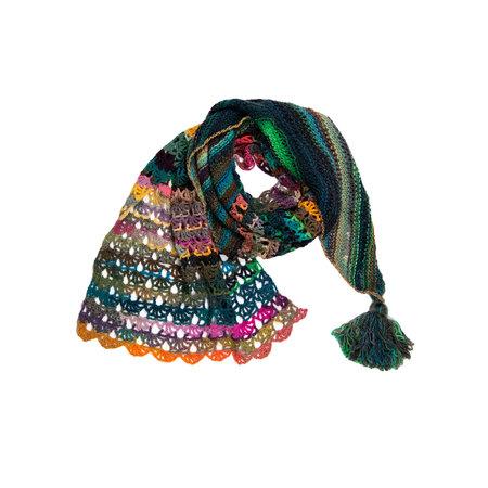 Lana Grossa Brei & Haakpakket: Doek Colorissimo (4-11)