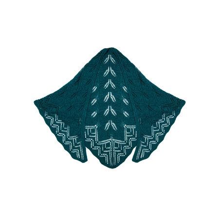 Lana Grossa Breipakket: Omslagdoek Ecopuno (4-13)