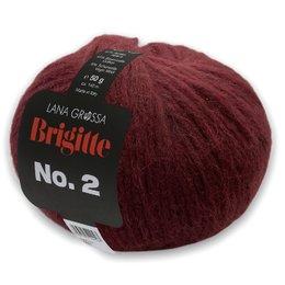 Lana Grossa Brigitte No.2 Bordeaux (33)