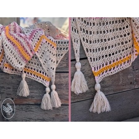 Durable Haakpatroon Meant to be Shawl