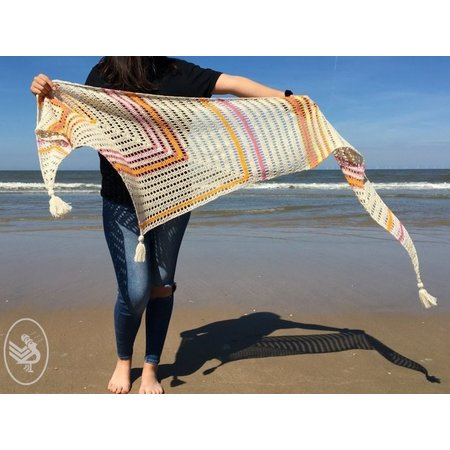 Haakpakket: Meant to be shawl