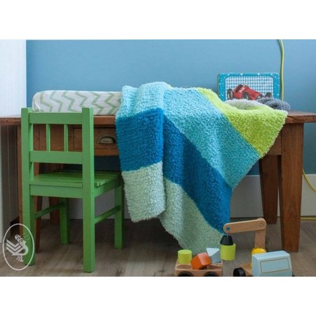 Durable Haakpatroon Soft & Teddy deken