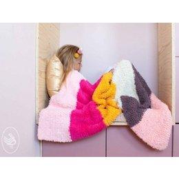 Breipatroon Soft & Teddy deken