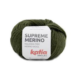 Katia Supreme Merino 97 - Kaki