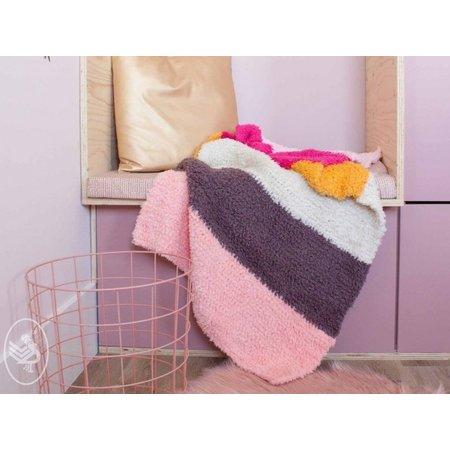 Haakpakket Soft & Teddy deken