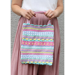 Schachenmayr Haakpakket: Summerstripes Bag