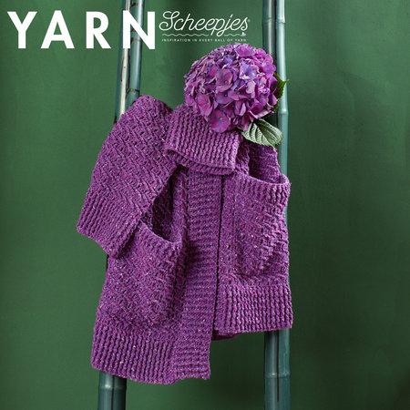 Scheepjes Chameleon Cardigan - Yarn 10