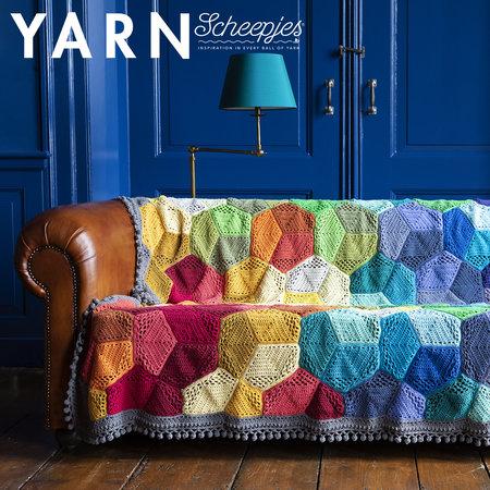 Scheepjes Technicolour Dream Blanket - Yarn 10