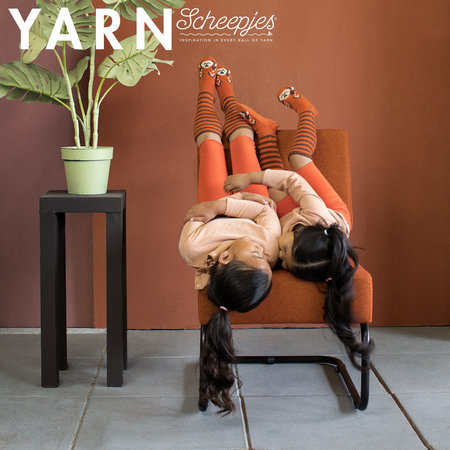 Scheepjes Red Panda Sokken - Yarn 10