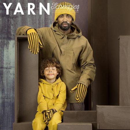 Scheepjes Siberian Tiger Muts & Wanten - Yarn 10 (volwassen + kids)