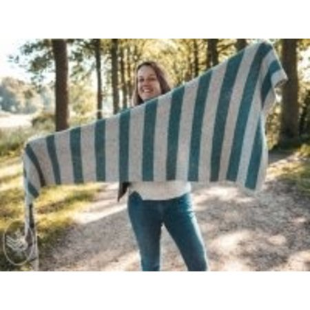 Durable Haakpatroon Forest Shawl