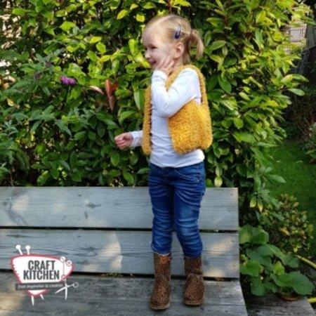 Durable Breipakket: Teddy Hesjes met Durable Teddy