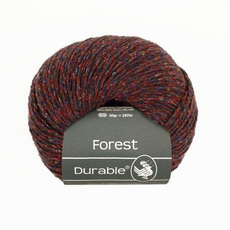 Durable Forest Rood/Blauw (4020)