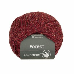 Durable Forest 4019 - Rood \