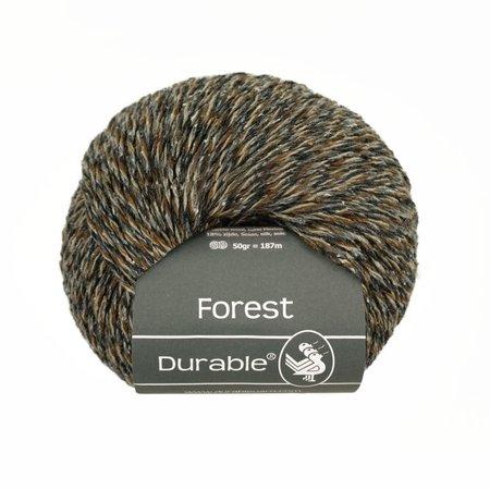 Durable Forest 4016 - Bruin/Zwart