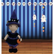 Garenpakket: Halloween Outfit  Carolientje