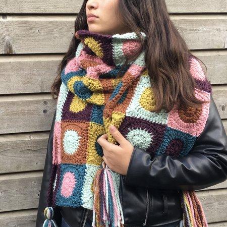 Caro's Atelier Haakpatroon Lyon Looping Sjaal