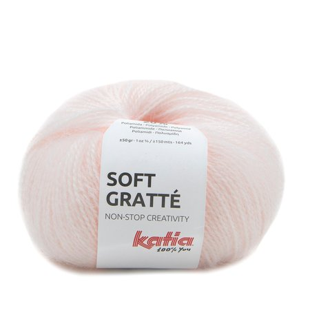 Katia Soft Gratte Licht Roze (78)