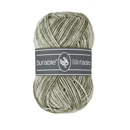 Durable Cosy Fine Faded 2149 - Dark Olive