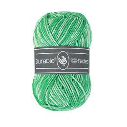 Durable Cosy Fine Faded 2156 - Grass Green