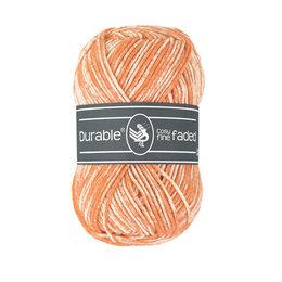 Durable Cosy Fine Faded 2197 - Mandarin