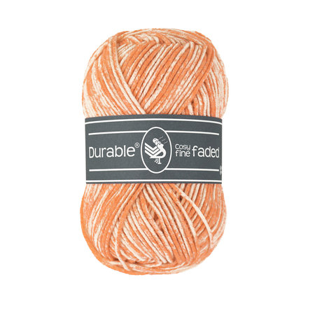 Durable Cosy Fine Faded Mandarin (2197)