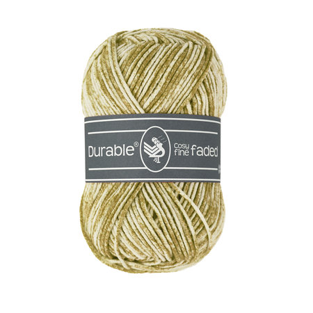 Durable Cosy Fine Faded 2205 - Mosterd