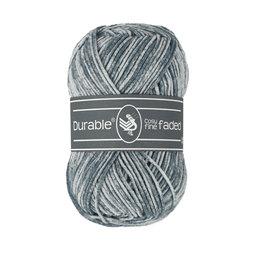 Durable Cosy Fine Faded Silver Grey (2228)