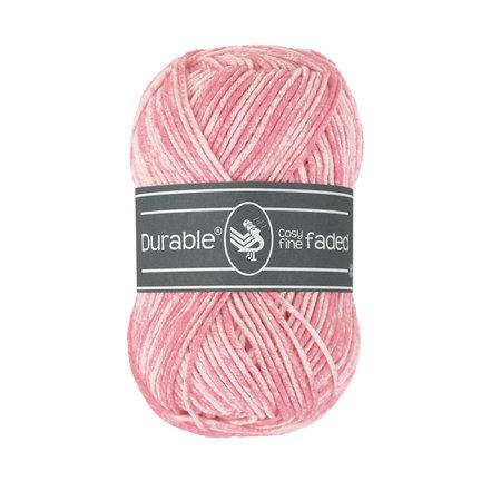 Durable Cosy Fine Faded 229 - Flamingo Pink