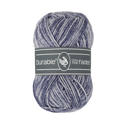 Durable Cosy Fine Faded Navy (321)