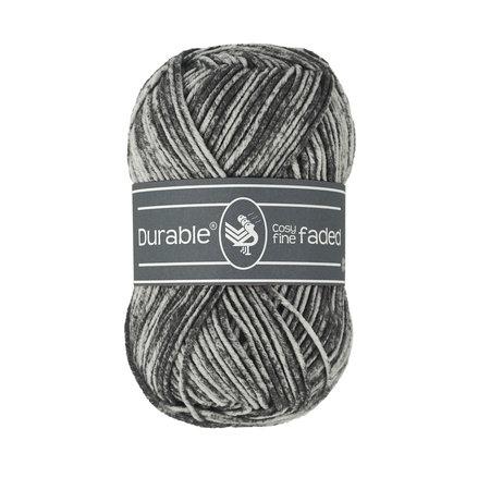 Durable Cosy Fine Faded Black (325)
