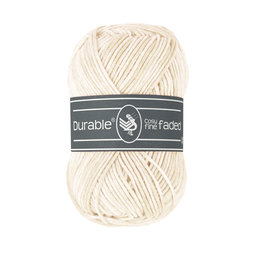 Durable Cosy Fine Faded 326 - Ivory