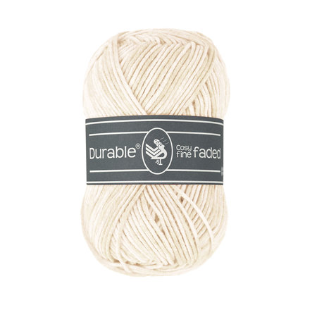Durable Cosy Fine Faded Ivory (326)