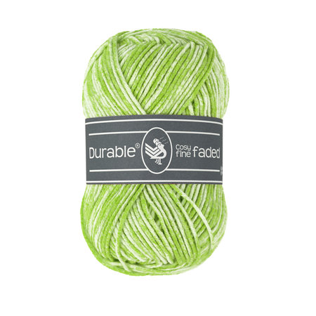 Durable Cosy Fine Faded Lime (352)