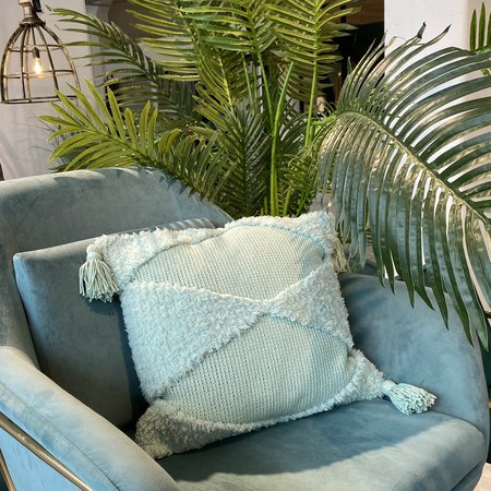 Caro's Atelier Haakpatroon: Florence Fluffy Pillow