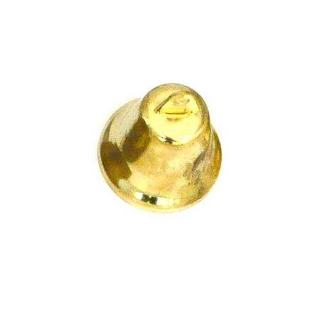 Klokje goud 11 mm