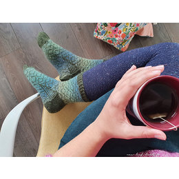 Scheepjes Garenpakket: Bries - Subtle Sock Collection