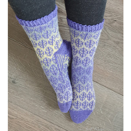 Scheepjes Garenpakket: Blad - Subtle Sock Collection