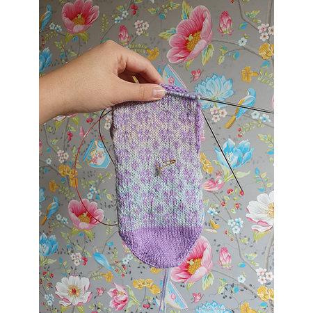 Scheepjes Garenpakket: Bloem - Subtle Sock Collection