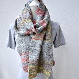 Caro's Atelier Haakpatroon Valencia Sjaal