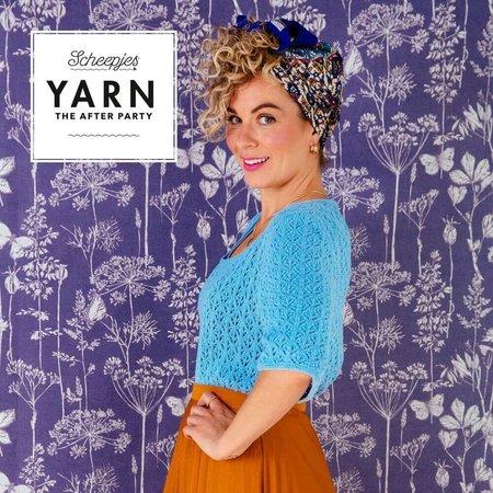 Scheepjes Yarn afterparty 106: Little Lace Diamonds Tee