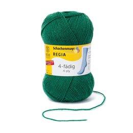 Schachenmayer Regia sokkenwol 4 draads  bladgroen (2082)