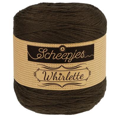 Scheepjes Whirlette 883 - Bitter Coffee