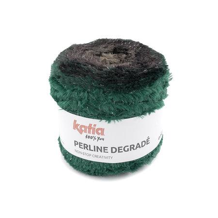 Katia Perline Degradé  305 - Groen Zwart Grijs