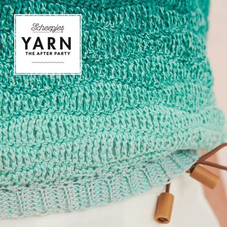 Scheepjes Yarn afterparty 63: Flowing Waves Top