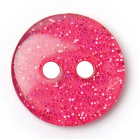 Milward Knoop glitter 17 mm (0390)